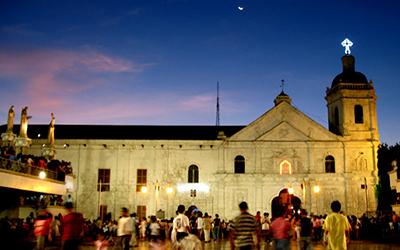 フィリピン サント・ニーニョ教会