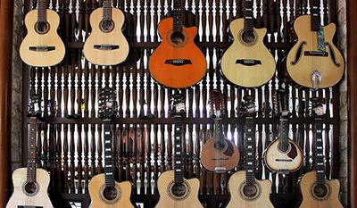 製造済みギター