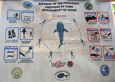フィリピン セブ見学時の注意事項