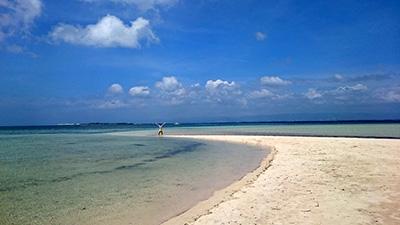 フィリピン セブアイランドホッピング